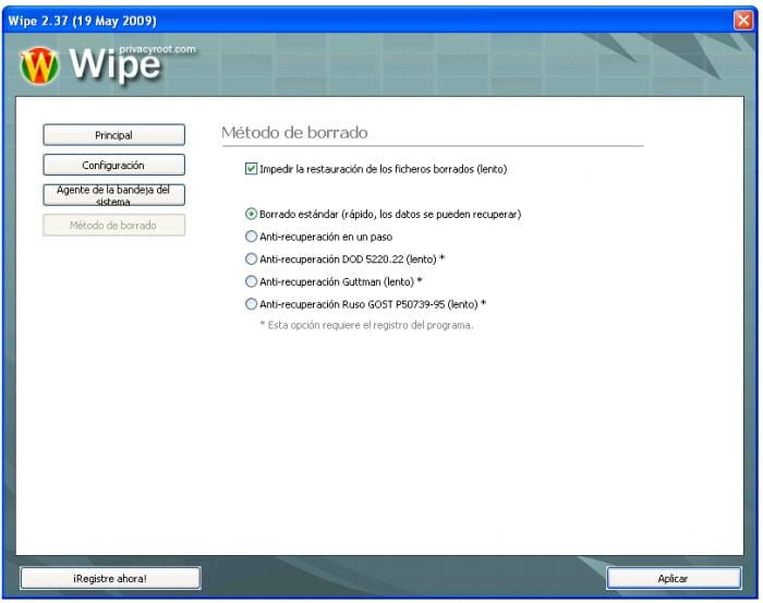 Download Free Wipe 2013.58