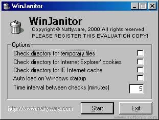 Free Download WinJanitor