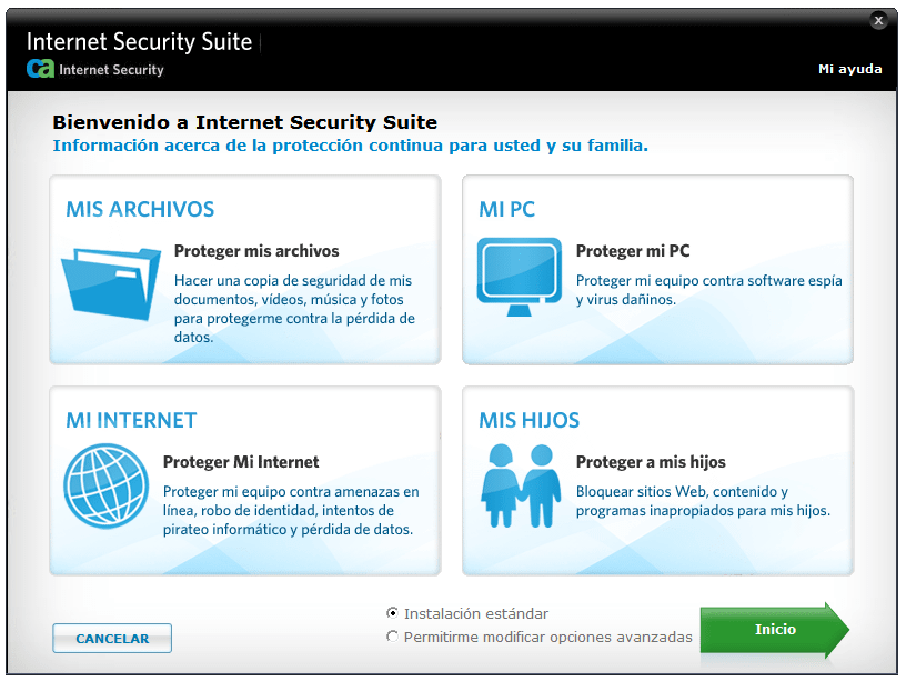 Free Download CA Internet Security Suite Plus 2010  6.0.0.272