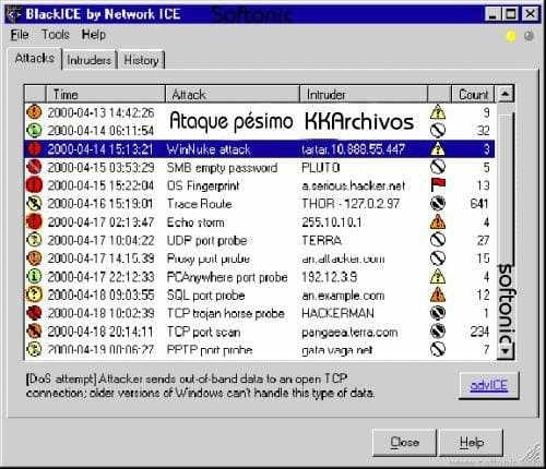 Free Download BlackICE PC Protection 3.6.crc